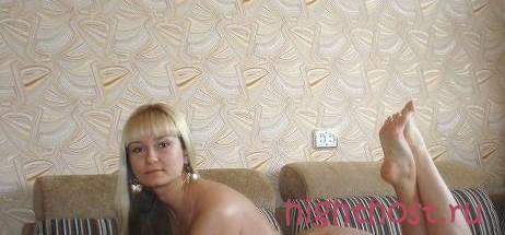 Проститутка Нинуша60